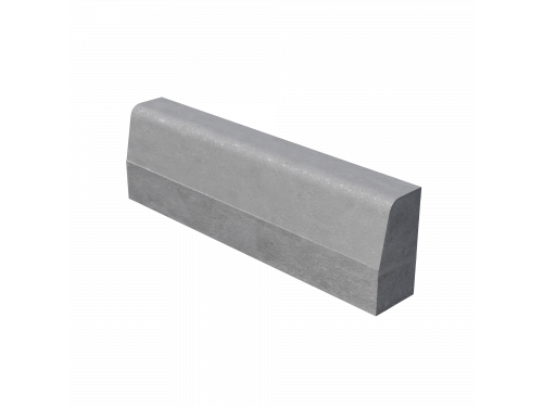 Дорожный бордюрный камень 1000*300*150 мм