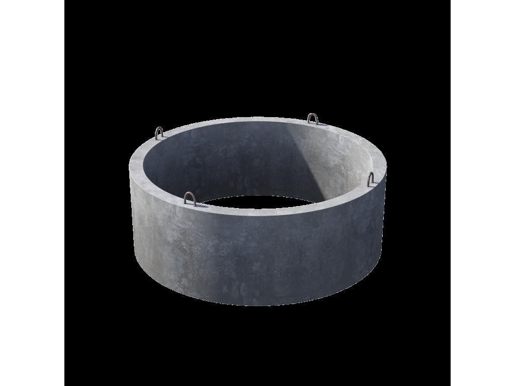Кольцо стеновое КС 15.6 пескобетон