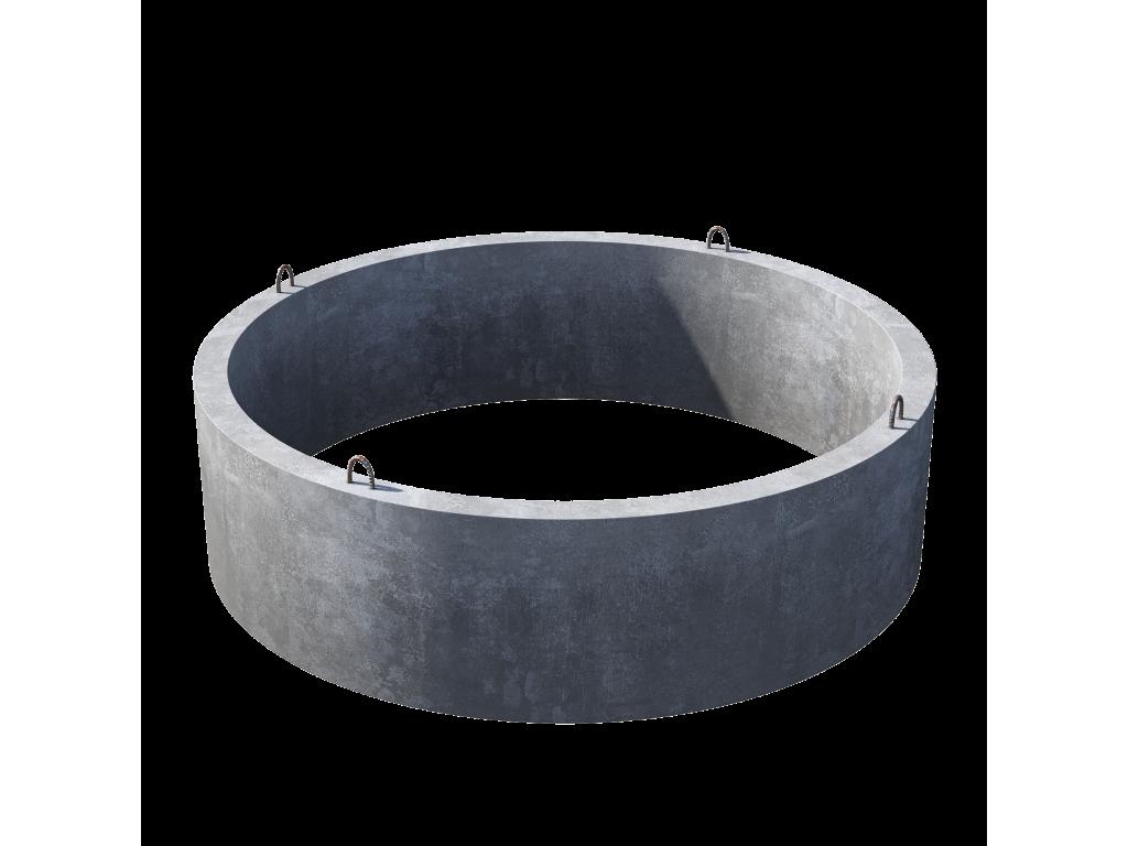 Кольцо стеновое КС 20.6 пескобетон