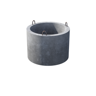 Кольцо стеновое КС 7.6 пескобетон