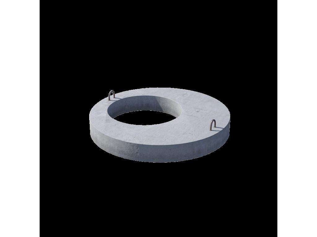 Плита перекрытия (крышка) ПП 10.2 вторая нагрузка железобетон
