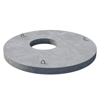 Плита перекрытия (крышка) ПП 20.1 пескобетон