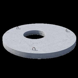 Плита перекрытия (крышка) ПП 20.1 железобетон