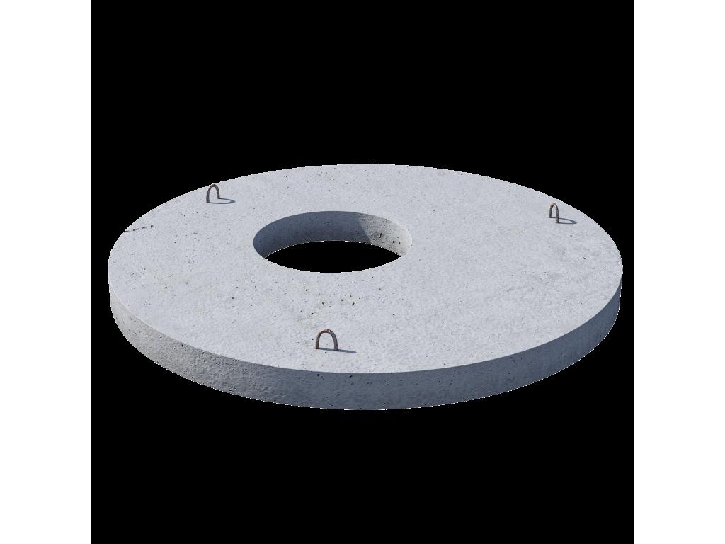 Плита перекрытия (крышка) ПП 20.2 вторая нагрузка железобетон