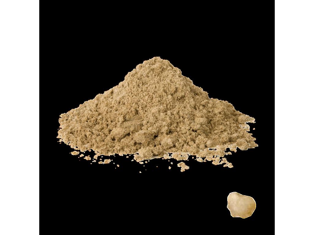 Песок 1 класса крупный