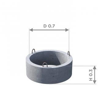 Кольцо стеновое КС 7.3