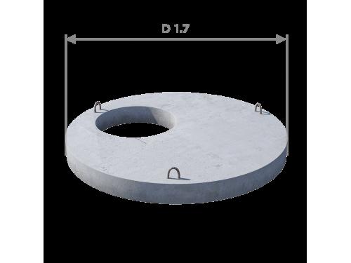 Плита перекрытия (крышка) ПП 15.1