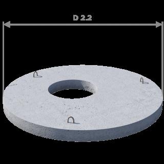 Плита перекрытия (крышка) ПП 20.1